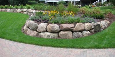 Field Stone Landscaping Ideas