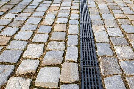 Pavers with Drainage