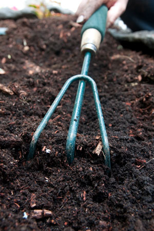 Breakup-Compacted-Garden-Soil
